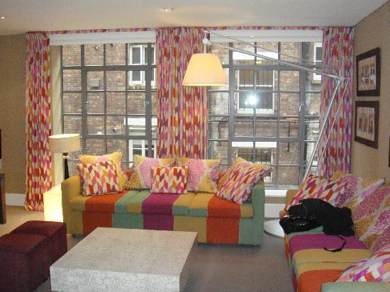 The Soho Hotel: Salone