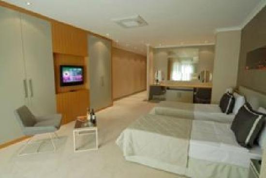 Klas Hotel: Notre chambre trés agréable