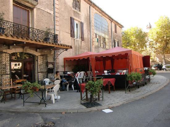 Restaurant La Poterne : Eingang