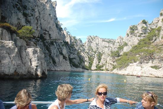 Cassis, Frankrike: Calanque Provencal Fiords