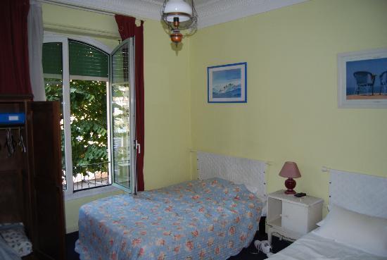 Hotel De La Buffa : Room 8