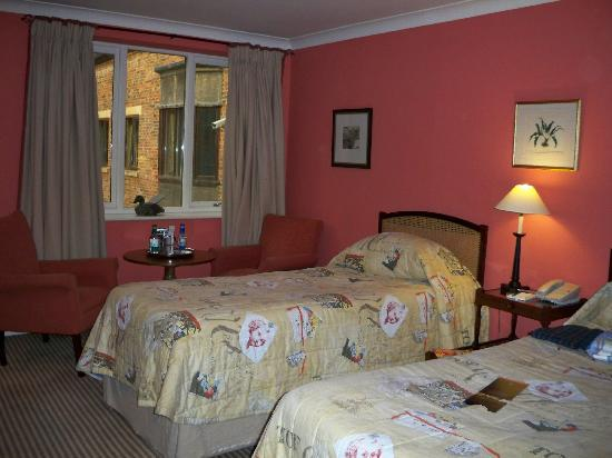 Twin Room Woodlands Wing