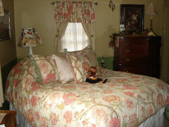 The Clarke House Bed & Breakfast: One of the Small size Room