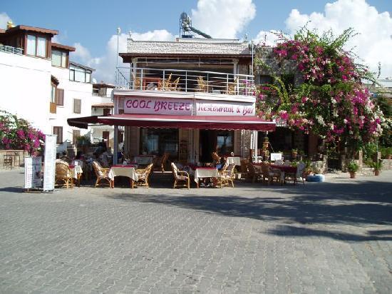 Cool Breeze Restaurant: COOL BREEZE FRONT