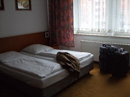 Hotel Oase: Zimmer