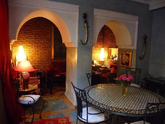 Un pur moment de bonheur riad eden pictures tripadvisor for Salon chaleureux photo