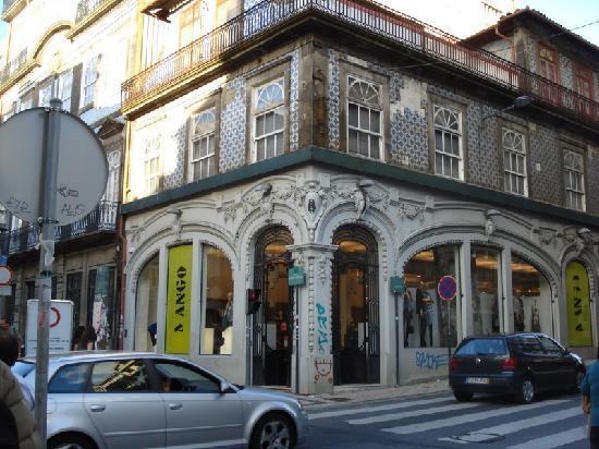 Via Catarina Shopping: Rua Santa Catarina