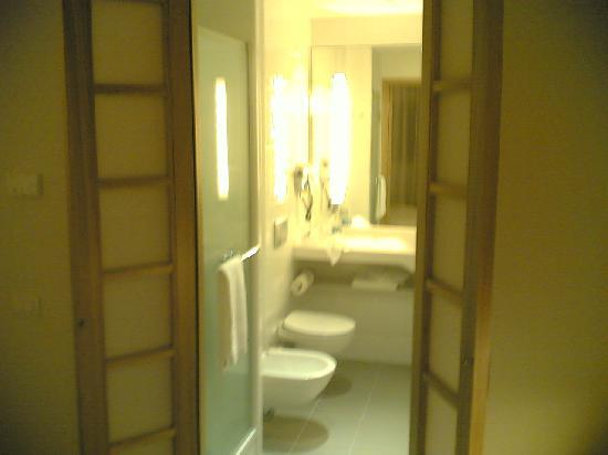 Novotel Bologna Fiera: bagno