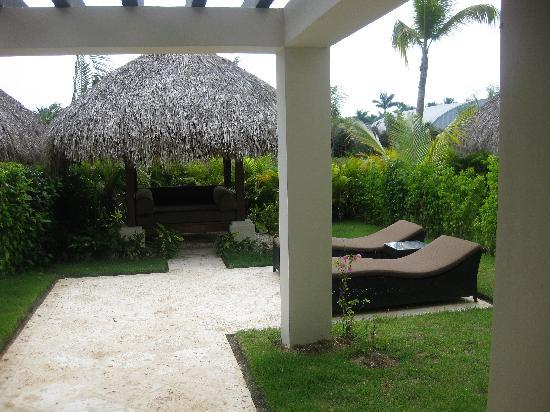 Private Garden Jacuzzi Is Not In Photo Paradisus Palma Real Golf Spa Resort Punta Cana