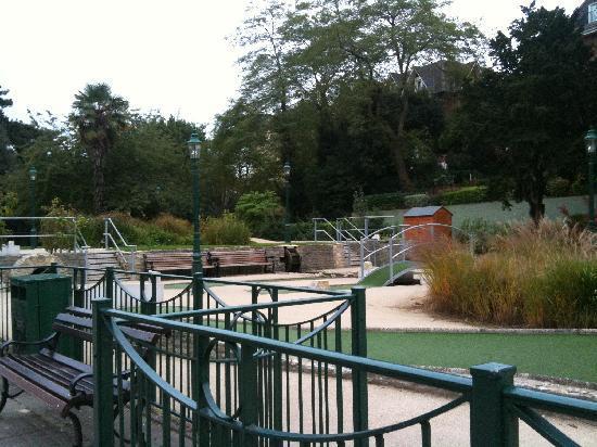 Arlington Hotel: Central Gardens
