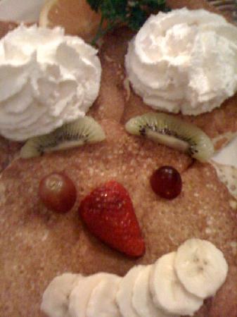 Zachary's Restaurant: Pancake Mouse
