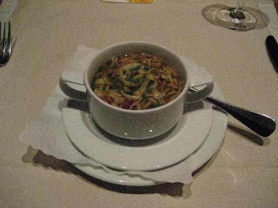 Reutlingen, Germany: コンソメスープ
