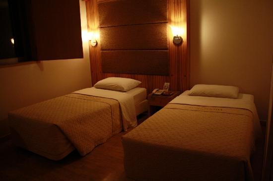 Biwon Tourist Hotel: 室内