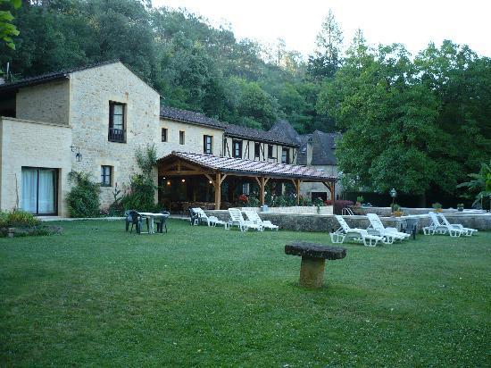 Carsac-Aillac, France: tuin