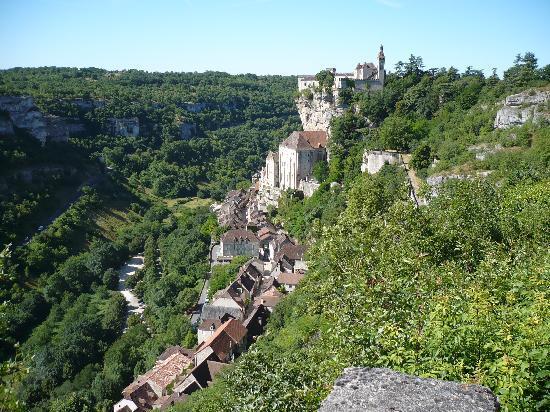 Le Relais du Touron : omgeving