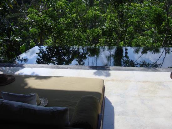 Komaneka at Bisma: Private pool