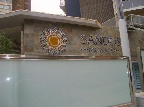 Sandos Monaco Beach Hotel & Spa: Hotel
