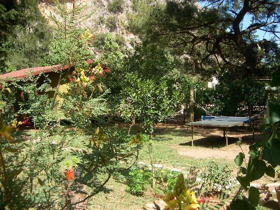 Kibala Hotel: Garten