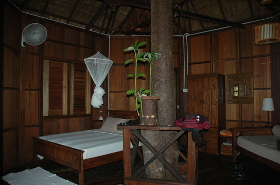 Bagus Place Retreat: Tree House - our room