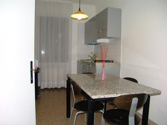 Suite in Venice Ai Carmini: Other apt dining area