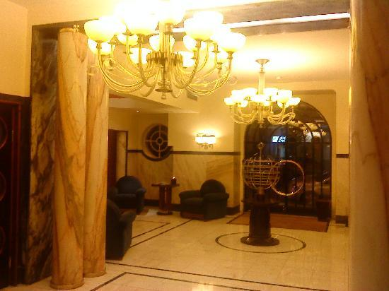 Britania Hotel: Entrance Hall