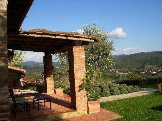 Le Case del Borgo: Murghetto view across the valley