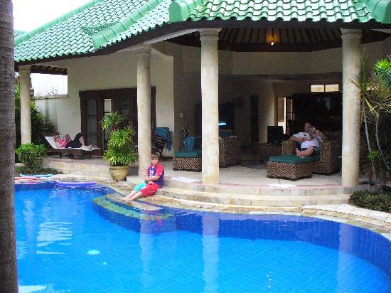 Cant Wait To Next Year Picture Of Emerald Villas Sanur Tripadvisor