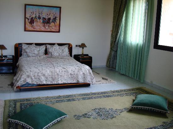 Dar Nilam : Bedroom