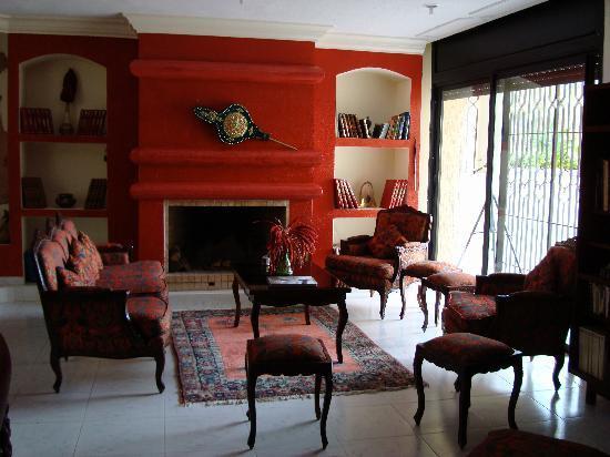 Dar Nilam : Upstairs seating