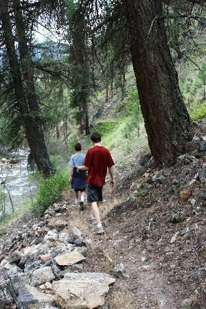 Shepp Ranch : Hiking