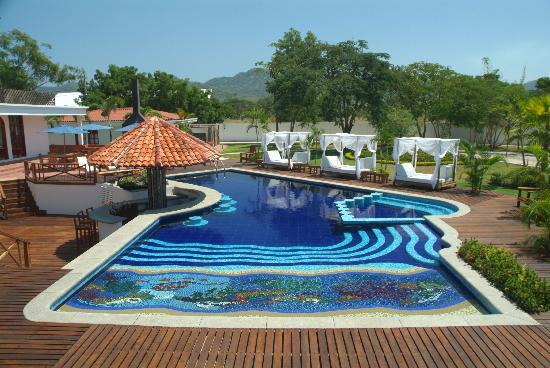 Casa Ceibo Boutique Hotel & Spa: refreshing pool