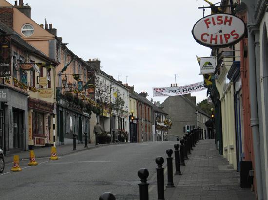Dunromin B&B: John Street, Kilkenny, Ireland