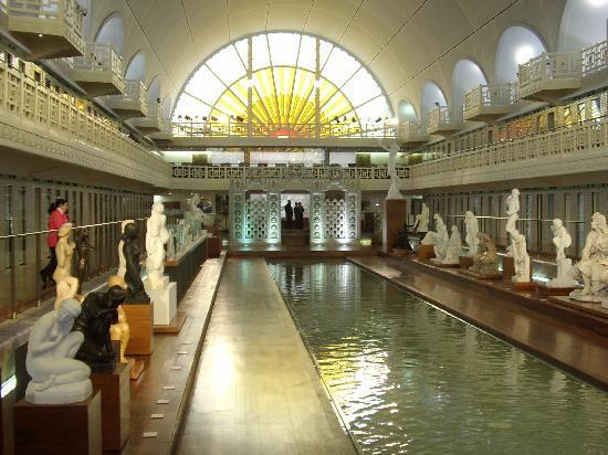 La piscine museum at roubaix foto van mus e la piscine - Piscine municipale roubaix ...
