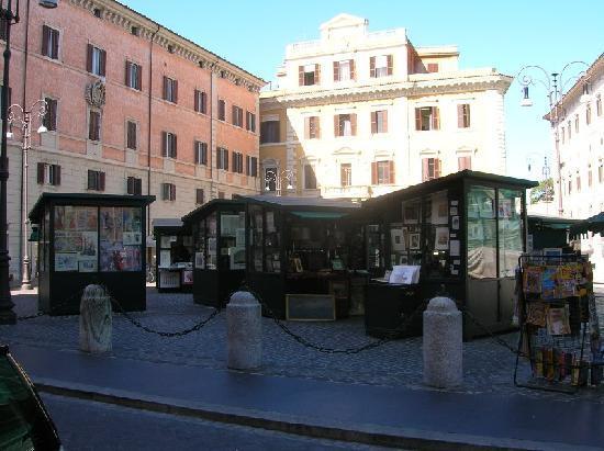Mercato dell'Antiquariato: mercato