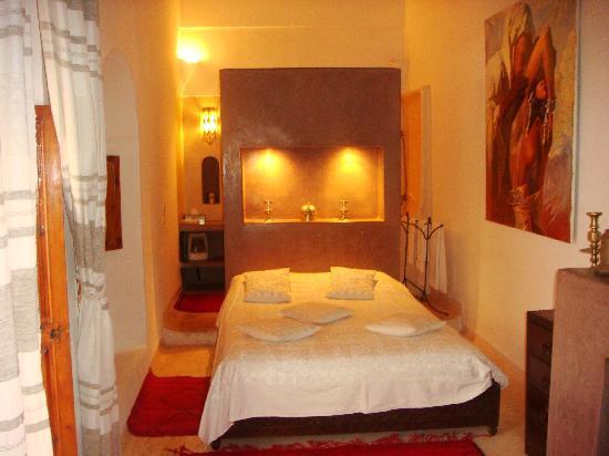 Ryad Noura : ma chambre