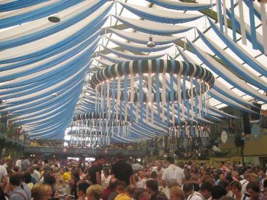 Hotel-Pension Mariandl WhooooHooooo Beer Tent! & WhooooHooooo Beer Tent! - Picture of Hotel-Pension Mariandl ...