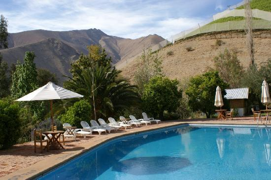 El Galpón Pisco Elqui: Relax in a stunning location