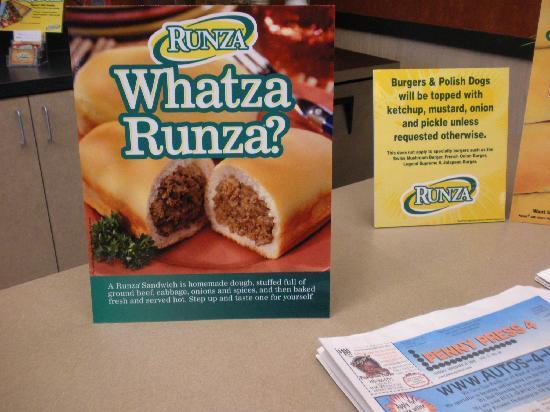 Whatza Runza?