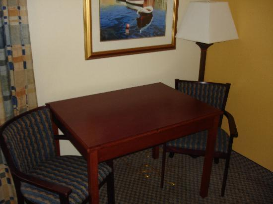 Holiday Inn Express Hotel & Suites Jacksonville South: Desk 2
