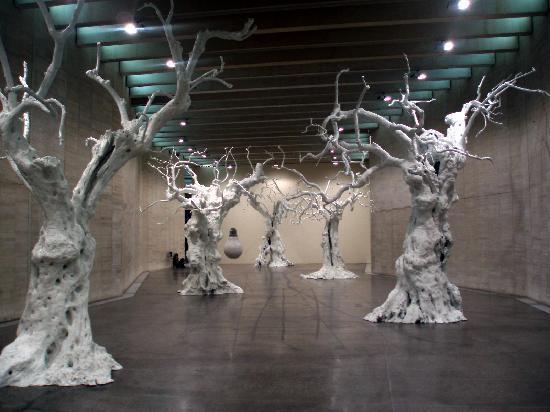 parte de la exposicón (de julio 2008 a enero2009) - Photo de MUSAC - Museo de...