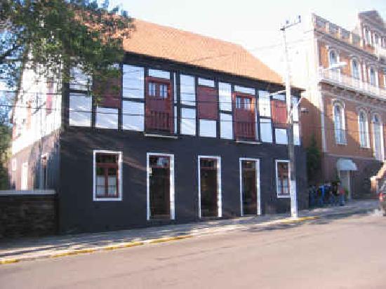 Hamburgo Velho: Casa Schimitt Presser