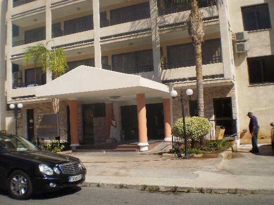 Atlantica Gardens Hotel: frontage