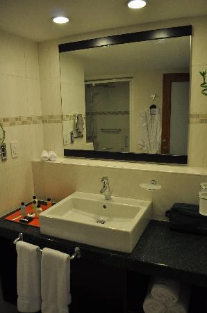 Royal Torarica : Room bathroom