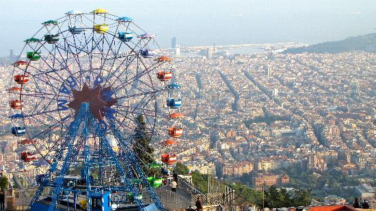 Barcelona Tourism 2016...