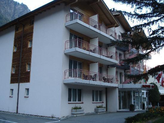 Hotel Ackersand - Stalden VS CH