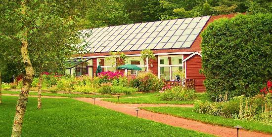 Beaverkill Valley Inn: The wonderful Rec House