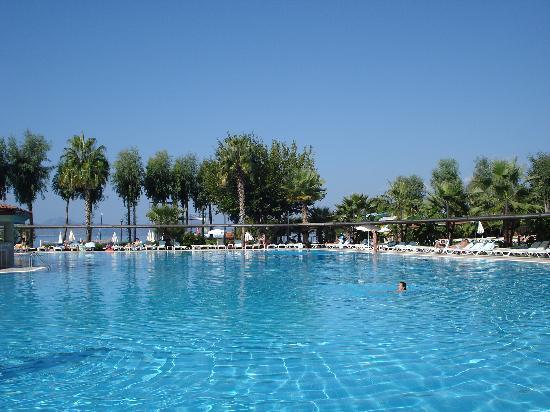 Club Tuana Fethiye: main pool area