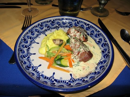 Cuna Del Angel: great looking dishes