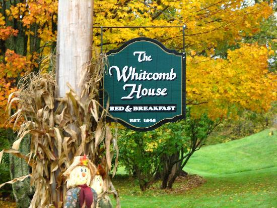 The Whitcomb House Bed & Breakfast: Great B&B