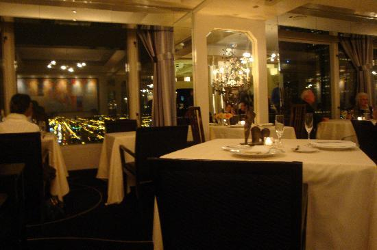Inside Everest Restaurant
